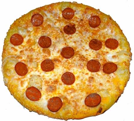 """Пицца """"Пепперони"""" с колбасой"""
